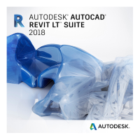 AutoCAD Revit LT Suite Commercial Single-user 2-Year Subscription Renewal [834H1-009004-T711]