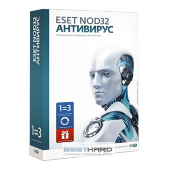 ESET NOD32 Platinum Edition - лицензия на 2 года на 3 ПК [NOD32-ENA-NS(BOX)-2-1]