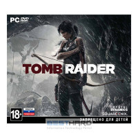 Tomb Raider [PC, Jewel, русская версия] [1CSC00000321]