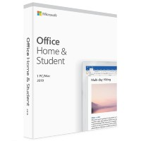 Office Home and Student 2019 All Lng PKL Onln CEE Only DwnLd C2R NR [79G-05012]
