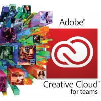 Creative Cloud for teams All Apps ALL Multiple Platforms Multi European Languages Team Licensing Subscription Renewal [65297757BA01A12]