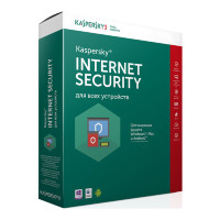 Kaspersky Internet Security Multi-Device на 1 год на 3 устройства BOX [KL1941RBCFS]