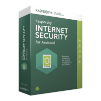 Kaspersky Internet Security for Android на 1 год на 1 устройство Card [KL1091ROAFS]