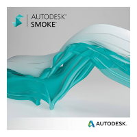Smoke - desktop subscription 2018 Commercial New Single-user ELD Annual Subscription [982J1-WW4599-T971]