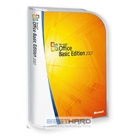 Microsoft Office 2007 Basic OEM [S55-01347]