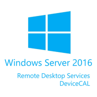 Windows Remote Desktop Services CAL 2016 Single Open NL DeviceCAL  [6VC-03222]