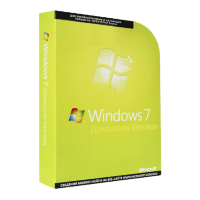 Microsoft Windows 7 Home Basic SP1 (x32) BOX [F2C-00545]