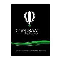 CorelDRAW Graphics Suite 365-Day Subscription Single User  [LCCDGSSUB11]