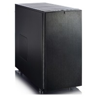 Корпус ATX FRACTAL DESIGN Define S, Midi-Tower, без БП,  черный