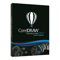 CorelDRAW Technical Suite 2017 License 1-4