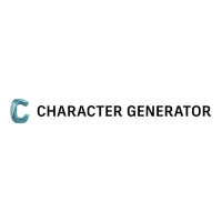 Character Generator Commercial Single-user 2-Year Subscription Renewal [971G1-007575-T916]
