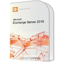Microsoft Exchange Server Standard 2016 RUS OLP Gov [312-04366]