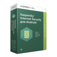 Kaspersky Internet Security для Android 1-Mobile device на 1 год базовая лицензия [KL1091RDAFS]