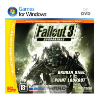 Fallout 3: дополнения Broken Steel и Point Lookout [PC, Jewel] [4601546075970]