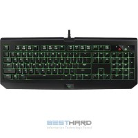 Клавиатура RAZER BlackWidow Ultimate Stealth 2016, USB, черный [rz03-01702200-r3r1]