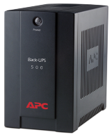APC Back-UPS RS, 500VA/300W, 230V, AVR, 3xC13 (battery backup), 2 year warranty  (REP: BR500CI-RS)