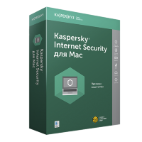 Kaspersky Internet Security для Mac 18 1-Desktop на 1 год продление [KL1229RDAFR]