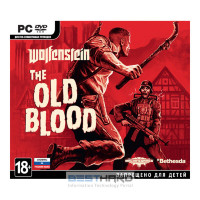 Wolfenstein: The Old Blood [PC, Jewel, русские субтитры] [1CSC20001693]