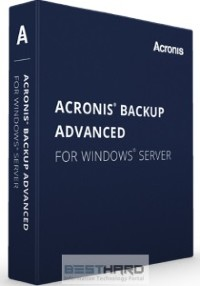 Acronis Backup for Windows Server (v11,5) incl, AAP ESD 2-5 Range [B1WNLPRUS22]