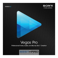 Sony Vegas Pro - Volume License 5-99 Users [KSVDVD130SL1]