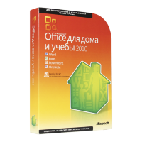 Microsoft Office 2010 Home and Student 3 PC (x32/x64) BOX [79G-02142]