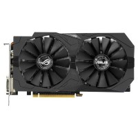 Видеокарта ASUS GeForce GTX 1050,  STRIX-GTX1050-O2G-GAMING,  2Гб, GDDR5, OC,  Ret [412085]