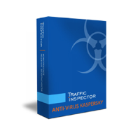 Traffic Inspector Anti-Virus powered by Kaspersky 25 на 1 год [TI-KAV-25]