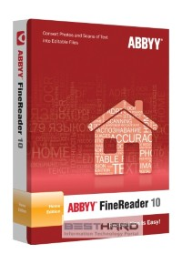 ABBYY FineReader 10 Professional BOX [AF10-1S1B01-102]