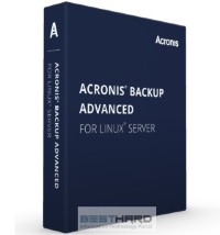 Acronis Backup for Linux Server (v11,5) incl, AAP ESD 1 Range [B1LNLPRUS21]