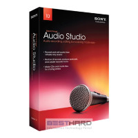 Sony Sound Forge Audio Studio - Volume License 5-99 Users [KSFS100SL1]