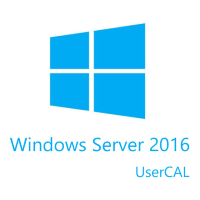 Windows Server CAL 2016 Single OPEN No Level User CAL [R18-05123]