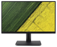 "ACER 23.8"" ET241Ybi IPS LED, 1920x1080, 4ms, 250cd/m2, 1000:1, VGA + HDMI, ZeroFrame, Black Matt [UM.QE1EE.001]"