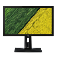 "ACER 27"" CB271HUbmidprx (16:9)/IPS(LED)/ZF/2560x1440/4ms/350nits/1000:1/DVI (Dual Link) + HDMI + DP(1.2a) + Audio in/out/2Wx2/Black/60Hz/VESA 100x100 [UM.HB1EE.005]"