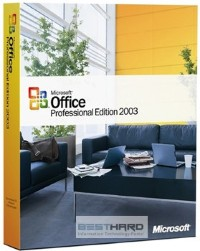 Microsoft Office 2003 Professional BOX [269-08689]