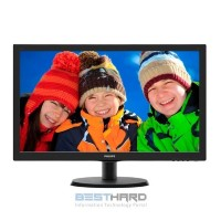 "Монитор ЖК PHILIPS 223V5LSB (10/62) 21.5"", черный [874233]"