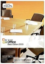 Microsoft Office 2003 Basic OEM [S55-00326]