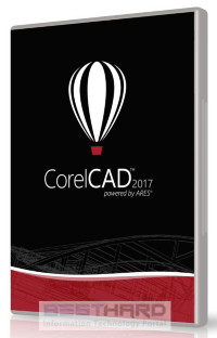 CorelCAD 2017 Single User Upgrade License PCM ML [LCCCAD2017PCMUG1]