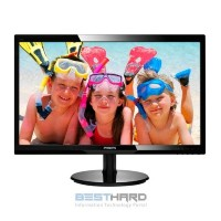 "Монитор ЖК PHILIPS 246V5LSB (00/01) 24"", черный [768432]"