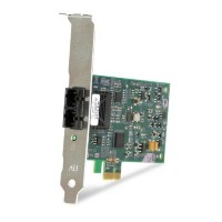 Сетевой адаптер Ethernet ALLIED TELESIS AT-2711FX/SC PCI Express [at-2711fx/sc-001]