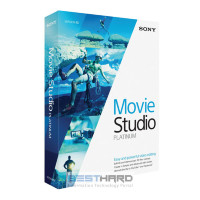 Sony Movie Studio Platinum - Volume License 5-99 Users [KSPMS130SL1]