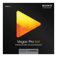 Sony Vegas Pro EDIT - Volume License 5-99 Users [KSVPE130SL1]