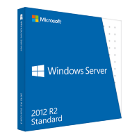 Microsoft Windows Server 2012 Standard R2 2CPU/2VM 5 CAL BOX [P73-06055]