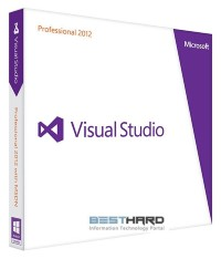 Microsoft Visual Studio Professional 2012 (x32/x64) BOX [C5E-01018]