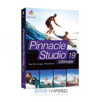 Pinnacle Studio 19 Plus Corp License (11-50) [LCST19PLML2]