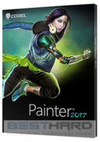 Corel Painter 2017 Upgrade License (Single User) [LCPTR2017MUGPCM1]