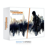 Tom Clancy's The Division. Sleeper Agent Edition [PC, русская версия] [1CSC20001935]