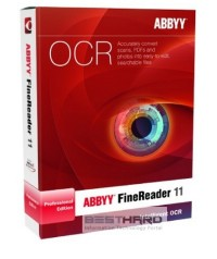 ABBYY FineReader 11 Professional BOX [AF11-1S3B01-114]