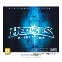Heroes of the Storm [PC, Jewel, русская версия] [1CSC20001682]