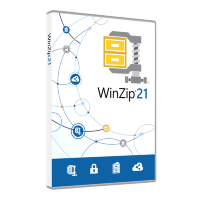 WinZip 21 Standard License ML 2-9