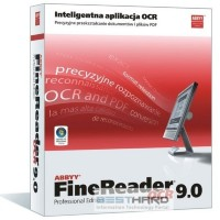ABBYY FineReader 9 Professional BOX [AF09-1S1B01-117]